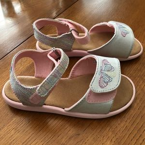 Little Girls TOMS Sandals